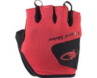 Image 1 for Lizard Skins Aramus Short Finger Gloves (Red) (L)