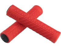 Image 2 for Lizard Skins Charger Evo Grips - Red
