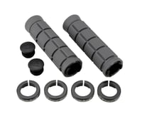 Lizard Skins North Shore Lock-On Handlebar Grips (Gray) | relatedproducts