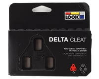 Image 2 for Look Delta Cleat (Black) (0° Float)
