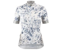 Louis Garneau Women's Art Factory Jersey (Blue)