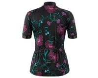 Image 2 for Louis Garneau Women's Art Factory Jersey (Floral) (S)