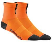 Louis Garneau Conti Socks (Orange Fluo)