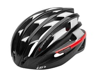 Image 2 for Louis Garneau Course Road Helmet (Black)