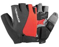 Image 1 for Louis Garneau Air Gel Ultra Gloves (Black/Red) (S)