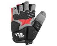 Image 2 for Louis Garneau Air Gel Ultra Gloves (Black/Red) (S)