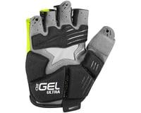 Image 2 for Louis Garneau Air Gel Ultra Gloves (Bright Yellow) (M)