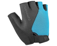 Louis Garneau Women's Air Gel Ultra Gloves (Blue Jewel)