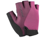 Louis Garneau Women's Air Gel Ultra Gloves (Magenta Purple)