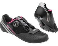 Louis Garneau Carbon LS-100 II Women's Shoe (Black/Pink)