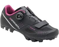 Image 1 for Louis Garneau Women's Granite II Shoes (Black) (37)