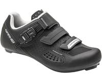 Image 1 for Louis Garneau Cristal II Women's  Road Shoe (Black) (38)