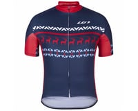Image 1 for Louis Garneau Holiday Ugly Jersey (Navy) (XL)