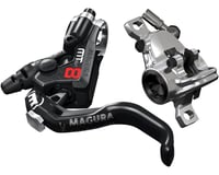 Magura MT8 Pro Hydraulic Disc Brake (Black/Silver)