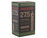 "Image 2 for Maxxis 48mm Presta Valve Plus Tube (27.5 x 2.5-3.0"")"