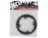 Image 2 for MCS 4-Bolt Chainring (Black) (38T)