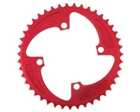 MCS 4-Bolt Chainring (Red)