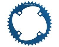 Image 1 for MCS 4-Bolt Chainring (Blue) (39T)