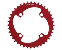 Image 1 for MCS 4-Bolt Chainring (Red) (40T)