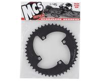 Image 2 for MCS 4-Bolt Chainring (Black) (45T)