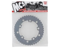 Image 2 for MCS 5-Bolt Chainring (Silver) (43T)