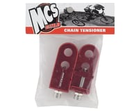 """Image 2 for MCS Chain Tensioners (Red) (3/8"""")"""