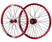MCS Pro Cruiser Cassette Wheelset (Red)