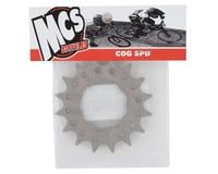 """Image 2 for MCS Chromoly Cog (3/32"""") (Nickel) (16T)"""