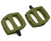 Merritt P1 PC Pedals (Military Green)