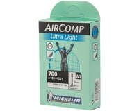 Michelin AirComp Ultra Light Tube (700x18-25mm) (52mm Presta Valve)