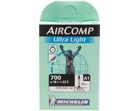 Image 2 for Michelin AirComp Ultra Light Tube (700x18-25mm) (52mm Presta Valve)