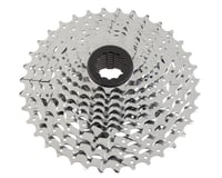Microshift G10 10-Speed Cassette w/ Spider (Silver/Chrome Plated) (11-28T) | relatedproducts