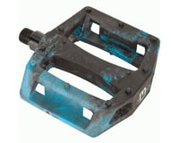Mission Impulse PC Pedals (Black/Blue Splash)