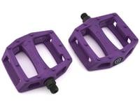 "Mission Impulse PC Pedals (Purple) (9/16"") | alsopurchased"