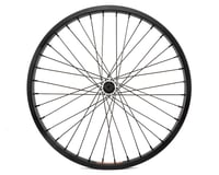 "Image 2 for Mission Radar Front Wheel (Silver/Black) (20 x 1.75"")"