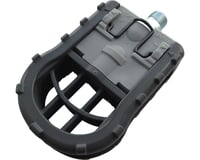 "Mks FD-5 Folding Pedals (Grey) (Plastic) (9/16"")"