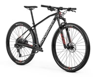Image 3 for Mondraker CHRONO CARBON R XC Bike (Carbon/White/Flame Red) (S)