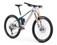 Image 3 for Mondraker SUPERFOXY CARBON R Super Enduro Bike (White/Petrol/Fox Orange) (S)