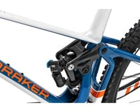 Image 5 for Mondraker SUPERFOXY CARBON R Super Enduro Bike (White/Petrol/Fox Orange) (S)