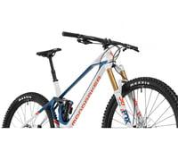 Image 6 for Mondraker SUPERFOXY CARBON R Super Enduro Bike (White/Petrol/Fox Orange) (S)