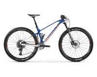 Mondraker 2021 F-Podium Carbon DC Mountain Bike (Blue/White/Orange)