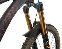 Image 3 for Mucky Nutz Face Bike Fender (Black/Blue)