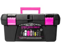 Muc-Off Ultimate Bicycle Cleaning Kit: Toolbox with 10 Pieces | alsopurchased