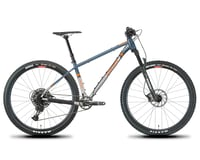 Niner Bikes 2020 SIR 9 2-STAR Hardtail Mountain Bike (Slate Blue/Orange)