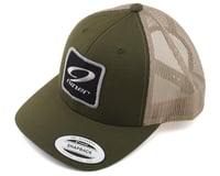 Niner Bikes Niner Badge Hat (Moss Green/Khaki)