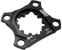 North Shore Billet 76bcd 1x11 Spider For SRAM X9 BB30 Cranks Black | relatedproducts