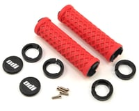 ODI Vans Lock-On Grips (Red) (130mm)