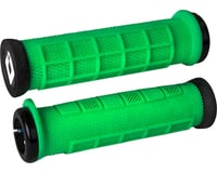 ODI Elite Pro Lock-On Grips (Retro Green w/ Black Clamps)