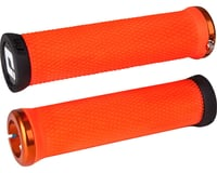 ODI Elite Motion Lock-On Grips (Orange)