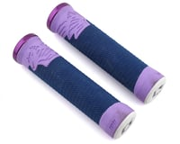 ODI AG2 Lock-On Grips (Purple/Blue) (135mm)